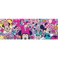 thumb-Minnie Mouse  - legpuzzel van 1000 stukjes - Panoramische puzzel-1