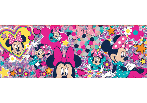 Minnie Mouse - 1000 stukjes - Panorama
