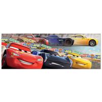 thumb-Cars  - legpuzzel van 1000 stukjes - Panoramische puzzel-1