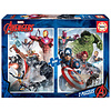 Educa Marvel Mania - 2 x 500 pieces puzzle
