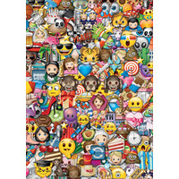 thumb-Emoji - 2 x 500 pieces puzzle-2