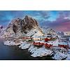 Educa Lofoten eilanden in Noorwegen - legpuzzel van 1500 stukjes