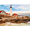 Educa Rocky Lighthouse - jigsaw puzzle of 1500 pieces