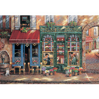 thumb-Palace of Flowers - jigsaw puzzle of 1500 pieces-1