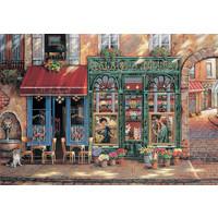 thumb-Palais des Fleurs - puzzle de 1500 pièces-1