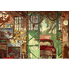 Educa Old Garage - jigsaw puzzle of 1500 pieces