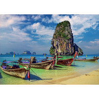 thumb-Krabi in Thailand - jigsaw puzzle of 2000 pieces-1