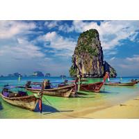 thumb-Krabi in Thailand  - puzzel van 2000 stukjes-1