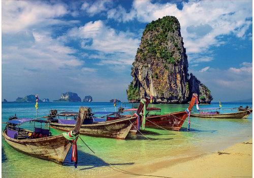 Krabi in Thailand - 2000 stukjes