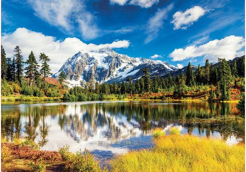 Educa Shuksan Berg in Washington - 3000 stukjes