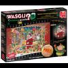 Jumbo Wasgij Christmas 15 - Kerstsurprise - 2 puzzels van 1000 stukjes