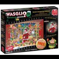 Wasgij Christmas 15 - Kerstsurprise - 2 puzzels van 1000 stukjes