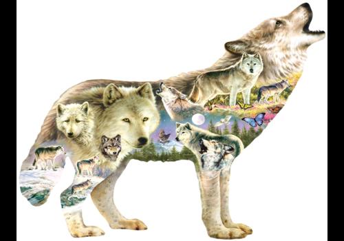 Meadow Wolf - 750 stukjes