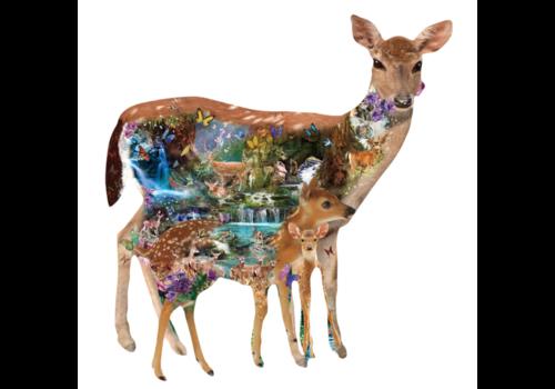 Forêt Mystique - 1000 pièces