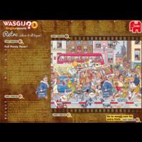 thumb-Wasgij Original 3 Retro - Werk aan de weg! - 1000 stukjes-4