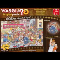 thumb-Wasgij Original 3 Retro - Werk aan de weg! - 1000 stukjes-3