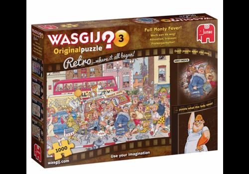Wasgij Original 3 Retro - 1000 stukjes