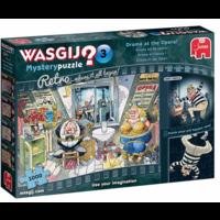 thumb-Wasgij Mystery 3 Retro - Drama at the Opera! - 1000 pieces-3