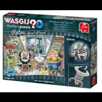 thumb-Wasgij Mystery 3 Retro - Drama at the Opera! - 1000 pieces-4