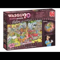 thumb-Wasgij Destiny 2 Retro - The Proposal! - puzzle of 1000 pieces-1