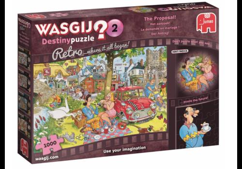 Wasgij Destiny Retro 2 - 1000 pièces
