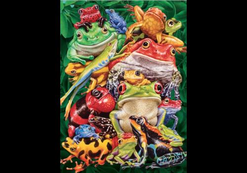 Cobble Hill Affaire des grenouilles - 1000 pièces