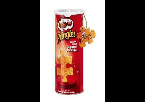 Pringles puzzel in Blik - dubbelzijdig puzzel - 250 stukjes