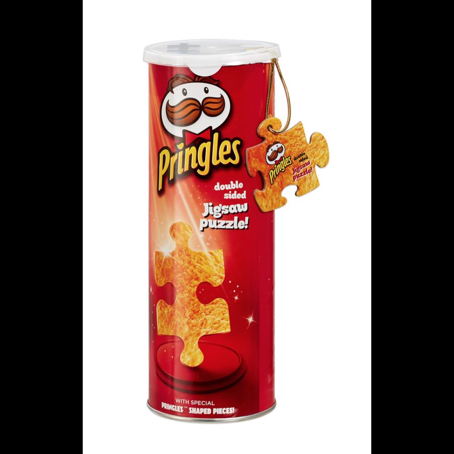 Pringles puzzel in Blik - dubbelzijdig puzzel - 250 stukjes-1