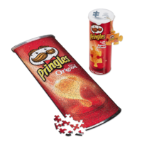 thumb-Pringles Puzzle in a Can - double sided puzzle- puzzle 250 pieces-2
