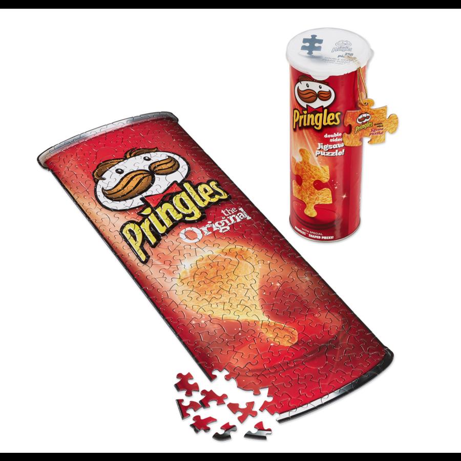 Pringles puzzel in Blik - dubbelzijdig puzzel - 250 stukjes-2