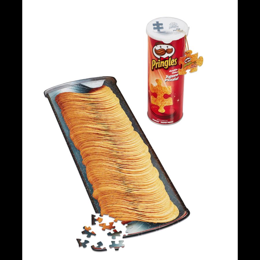Pringles puzzel in Blik - dubbelzijdig puzzel - 250 stukjes-3