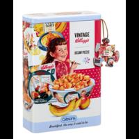 thumb-Vintage Kellogg's Cornflakes - puzzle 250 pieces-1