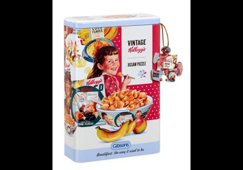 Vintage Kellogg's Cornflakes - puzzle 250 pieces