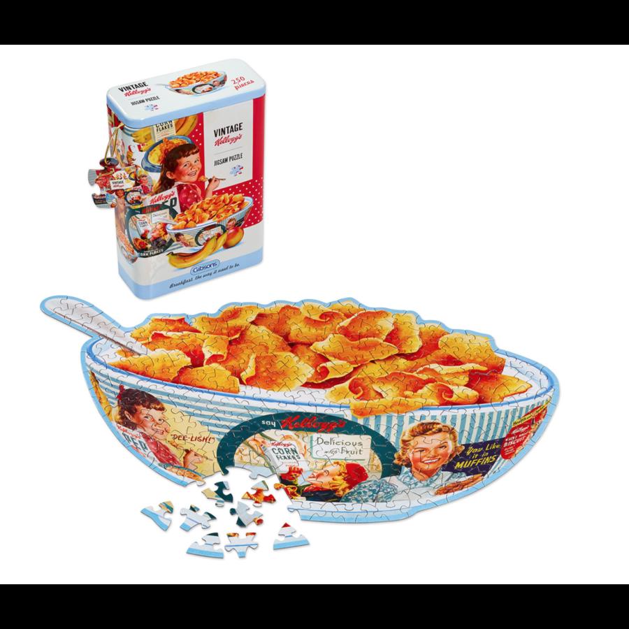 Vintage Kellogg's Cornflakes - puzzle 250 pieces-2