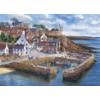 Gibsons Crail Harbour  - jigsaw puzzle of 1000 pieces