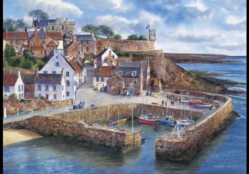 Crail Harbour - 1000 pieces