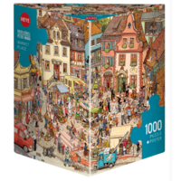 thumb-Market Place - puzzle of 1000 pieces-1