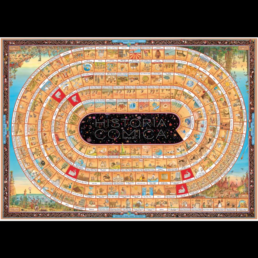 Historia Comica 2 - puzzel van 4000 stukjes-2