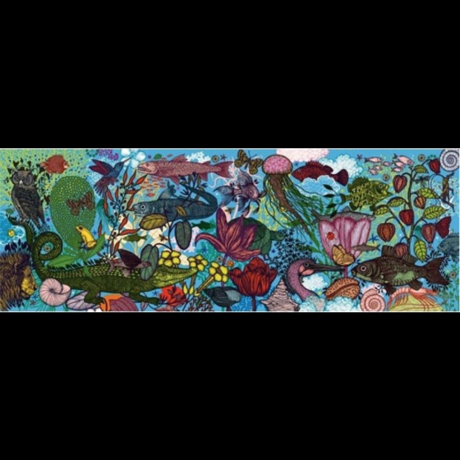 Land en Zee - puzzel van 1000 stukjes-2