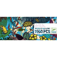 thumb-Land and Sea - puzzle of 1000 pieces-1