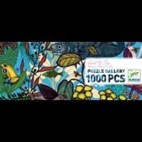 thumb-Land en Zee - puzzel van 1000 stukjes-1