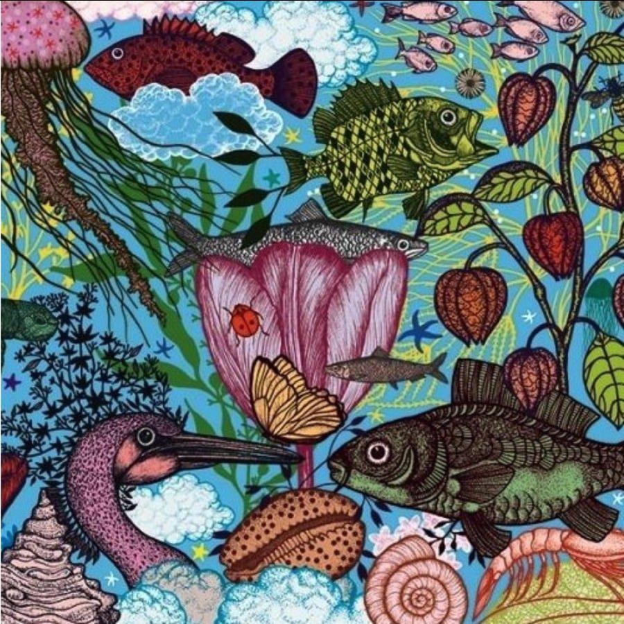 Land en Zee - puzzel van 1000 stukjes-4