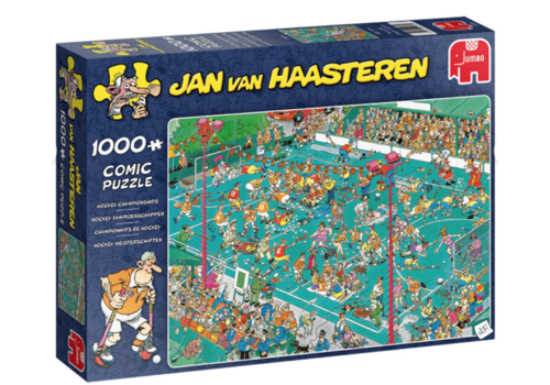 PRE-ORDER: Hockey Championships - JvH - 1000 pieces