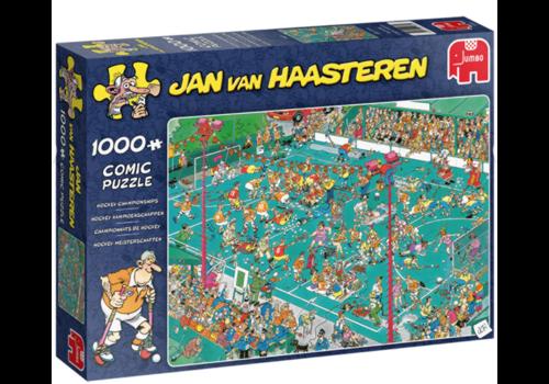 PRE-ORDER: Hockey Kampioenschappen - JvH - 1000 stukjes