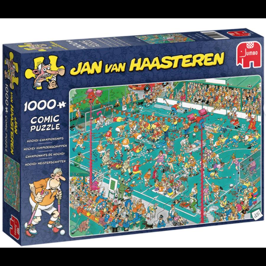 Hockey Kampioenschappen - JvH - 1000 stukjes-1