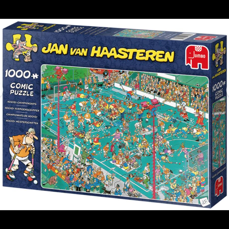 Hockey Kampioenschappen - JvH - 1000 stukjes-2