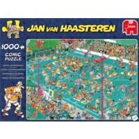 Hockey Championships - JvH - 1000 pieces