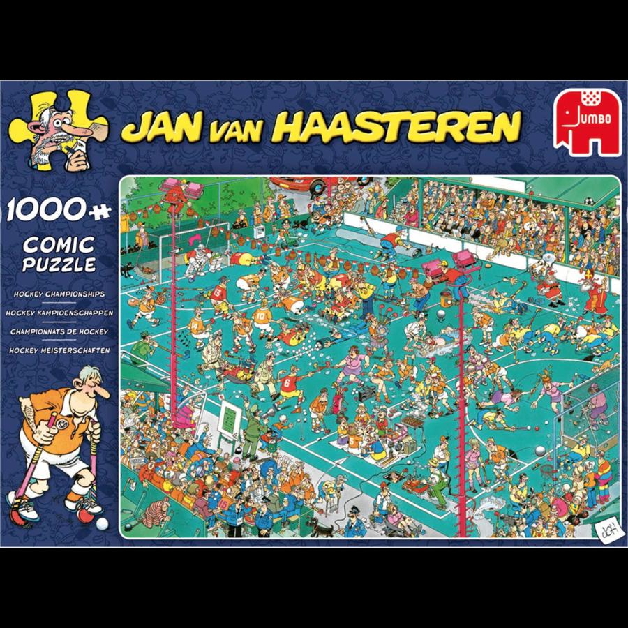 Hockey Kampioenschappen - JvH - 1000 stukjes-3