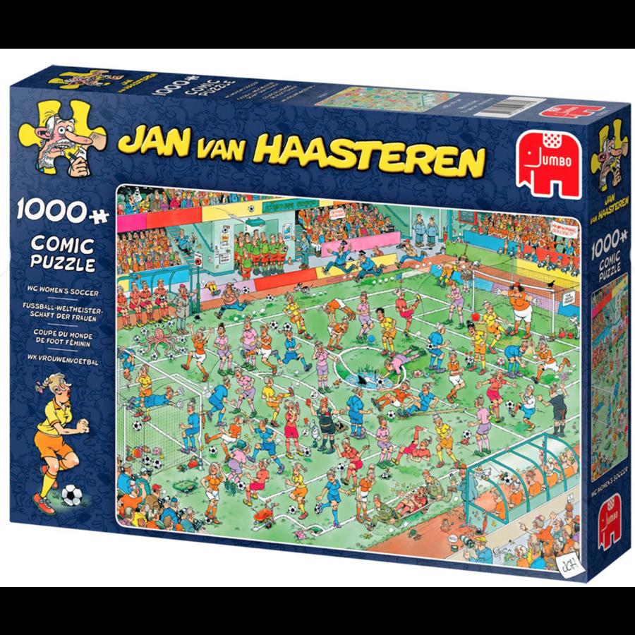 Coupe du monde de foot féminin - JvH - 1000 pièces-2