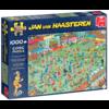 Jumbo Coupe du monde de foot féminin - JvH - 1000 pièces